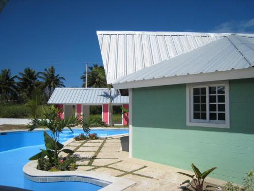 тропические дома