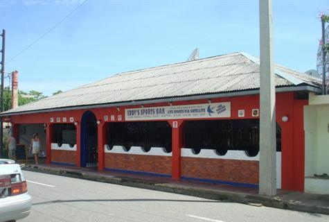 популярный бар-ресторан